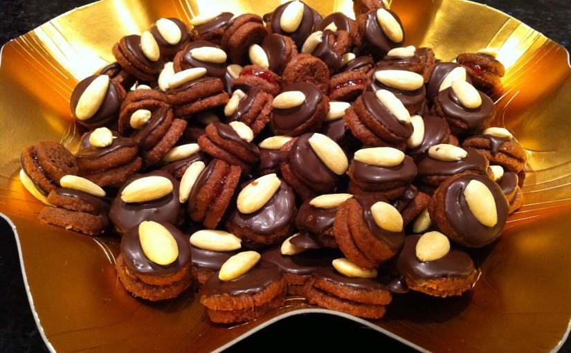 brabanzerl / austrian chocolatecookies