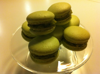 bakeaffairs macarons