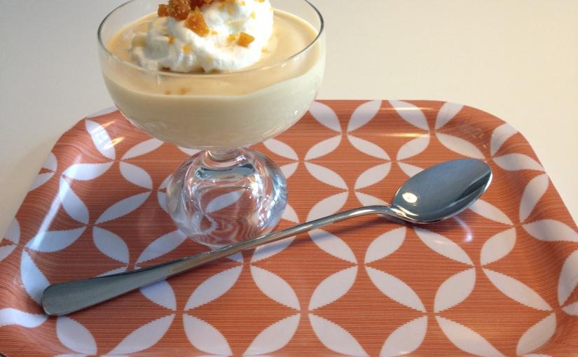 caramel pastry cream